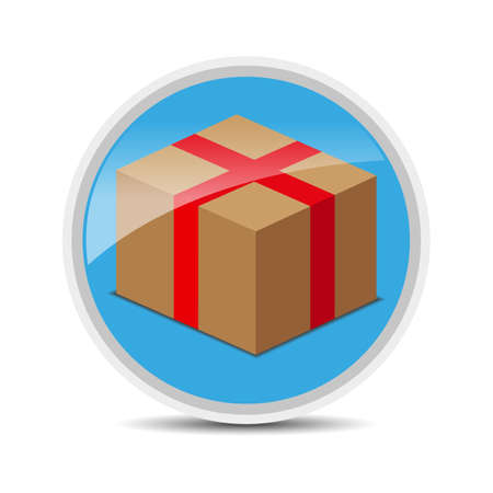 package color glossy icon