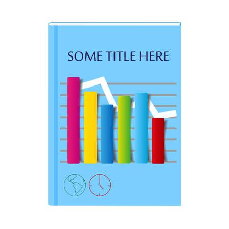 spacial: modern economics vector brochure