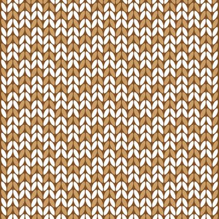 textura lana: lana de textura marr�n del vector del color