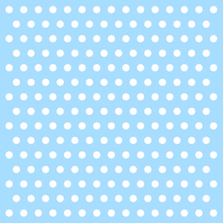 white dots on pink background vector Illustration
