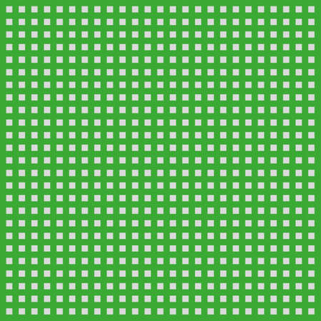 green background texture: abstract texture white squares on green background