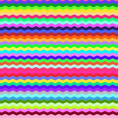 zig: zig zag color texture