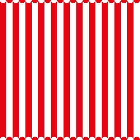 red and white stripes shoppling style vector background