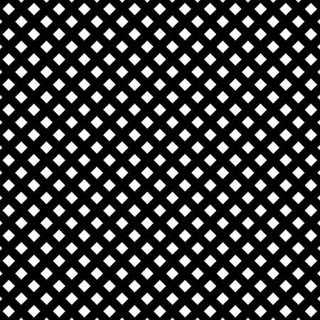 Abstract vector mosaic black and white design background