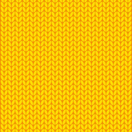 Abstract wool texture web, wool mosaic, orange and yellow color