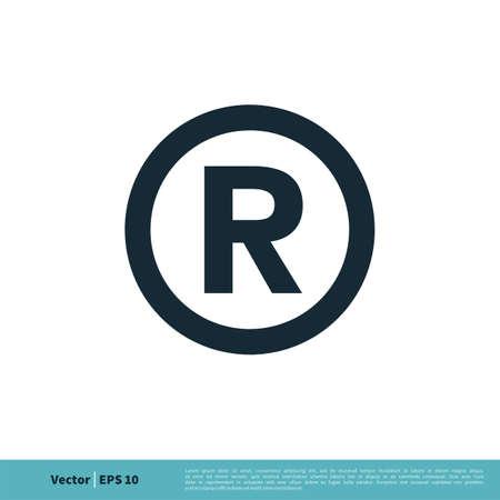 Register Icon Vector Logo Template Illustration Design. Vector EPS 10.