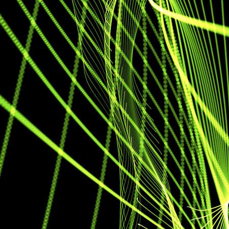 meshy: green meshy background Stock Photo