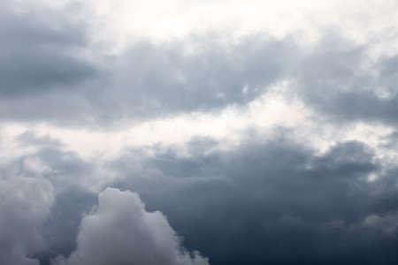 dark stormy sky texture photo