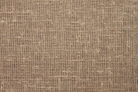 texture of sacking, hessian, burlap  photo