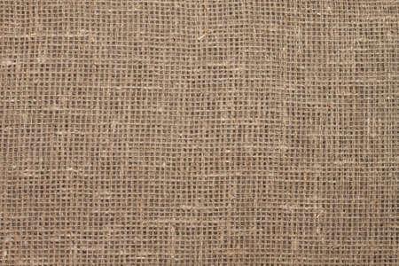 texture of sacking, hessian, burlap  photo