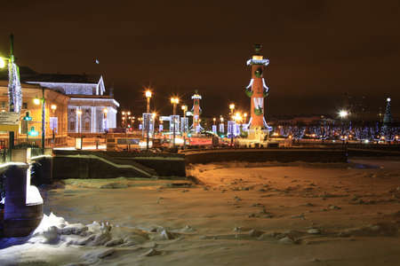 St  Petersburg, Streka Vasilevsky Island photo