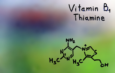 atrophy: vitamin B1 formula vitamins