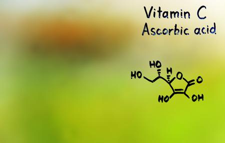 scurvy: vitamin C formula vitamins