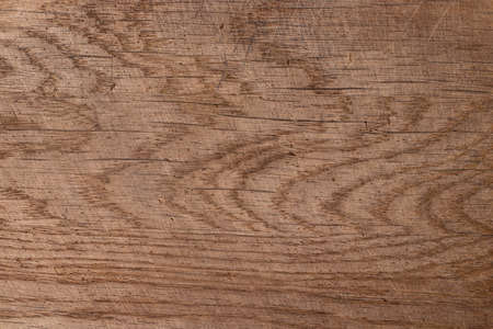 Brown wood background. Dark wood texture. Stock Photo