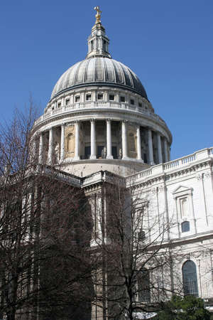 St Paiul's Cathedral, London. Stock Photo - 702041