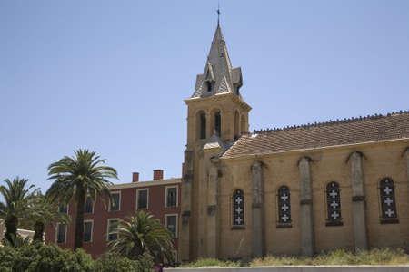 A church at Archena, Murcia, Spain.
