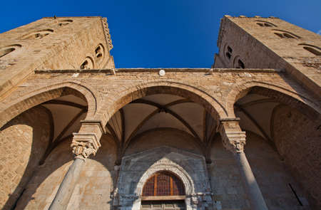 The Cathedral-Basilica of Cefalu  Stock Photo - 18811880