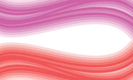 violet red: vector violet and red waves