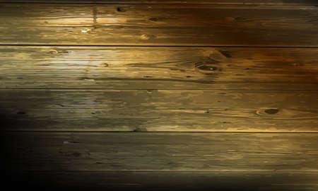 vecteur toile de fond avec un motif de bois Vecteurs
