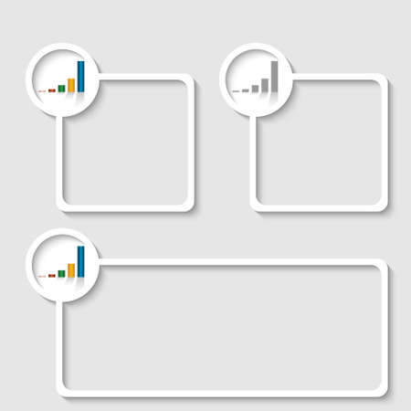 frame for any text with graph