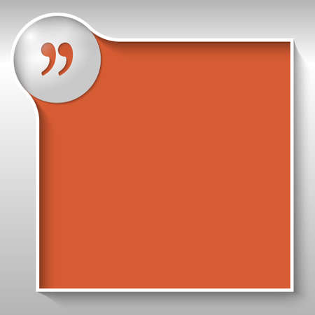 quotation: red text box for any text with quotation mark