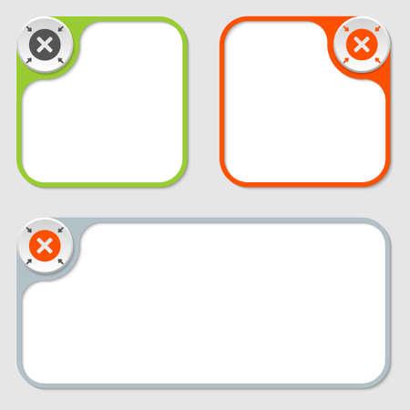 multiplicacion: Conjunto de tres marcos de vectores y s�mbolo de multiplicaci�n Vectores
