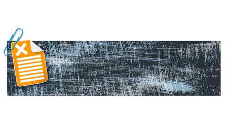 multiplicaci�n: banner con ara�azos antecedentes y documentos y s�mbolo de multiplicaci�n