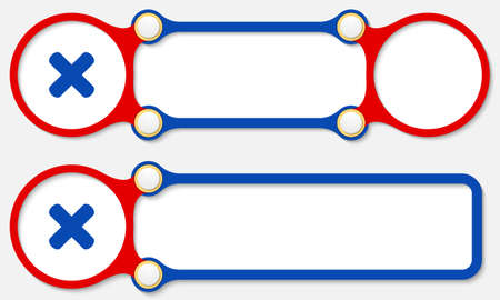 multiplicaci�n: Dos cuadros abstractos de vector para el texto y la multiplicaci�n de s�mbolos