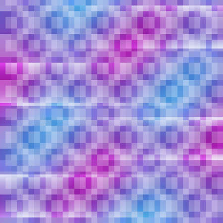 annular: Vector abstract background