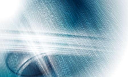lineas blancas: Vector de fondo azul con l�neas blancas abstractas