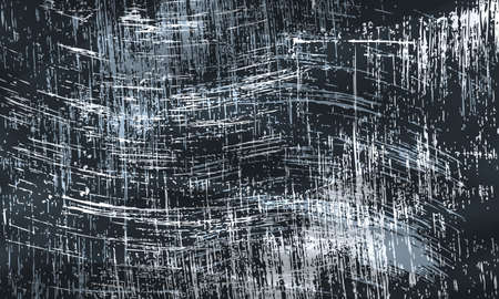 scratches: abstract background with white and blue scratches Illustration