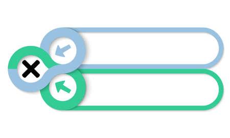 multiplicacion: Dos marcos para el texto y la multiplicaci�n s�mbolo