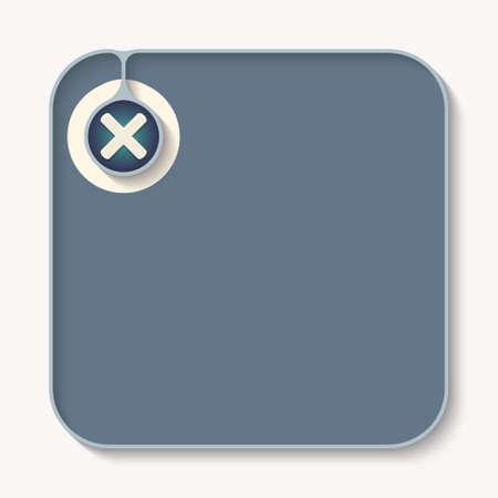 multiplicacion: cuadro de texto para llenar el símbolo de texto y la multiplicación Vectores