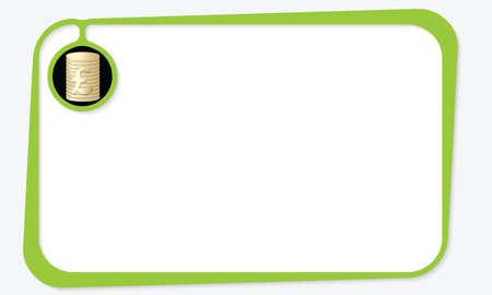 pound sterling: cuadro de texto para llenar el símbolo de texto y la libra esterlina