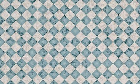 Blauwe vector abstracte achtergrond met marmer patroon