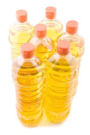 Objekt auf weiß - Lebensmittel Samenöl Großansicht Standard-Bild - 3932295