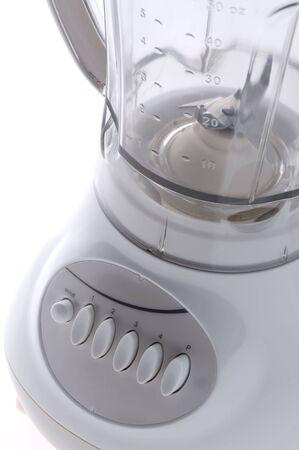 object on white - kitchen utensil blender