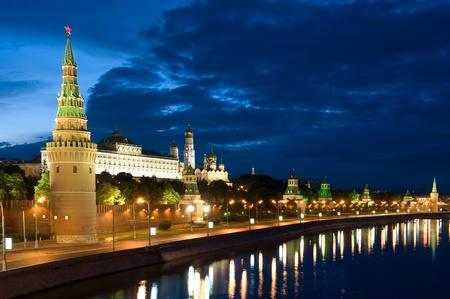 러시아 모스크바 크렘린 아침에