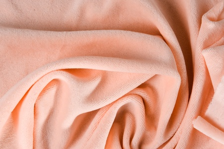 new fabric for clothing and accessories velvet pleated