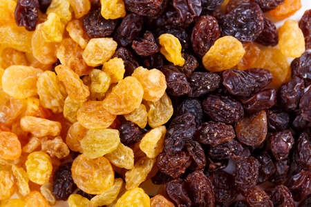 sultanas:  different mixed sultanas