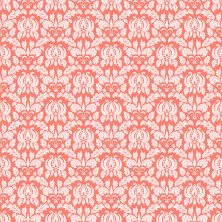 Vector damask seamless pattern background Stock Vector - 16162178