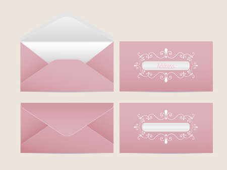 Vector mail envelope Vector