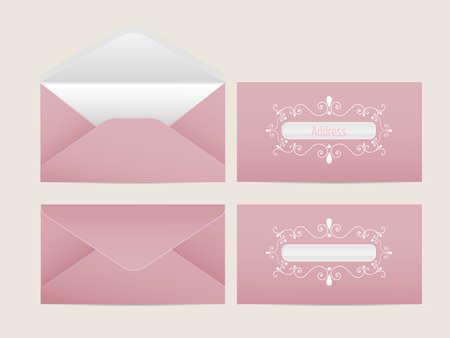 Vector mail envelope Stock Vector - 16161885