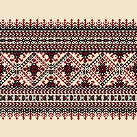 Vector illustratie van Oekra Stock Illustratie