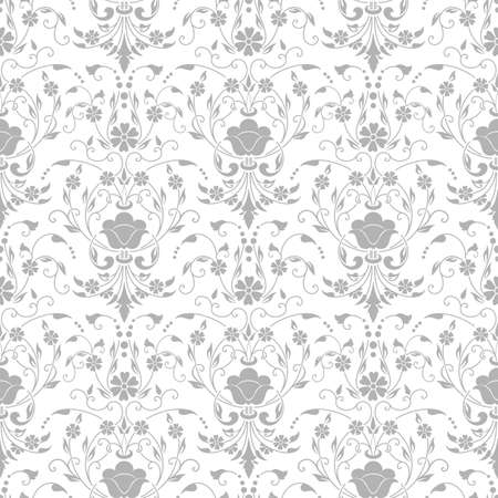 victorian wallpaper  Vector damask seamless pattern background  Elegant  luxury texture for wallpapers  backgrounds. Victorian Wallpaper Images   Stock Pictures  Royalty Free