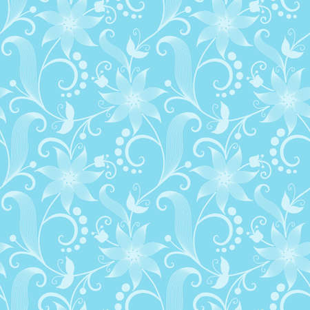 old backgrounds: Vector flower seamless pattern background. Elegant texture for backgrounds. Classical luxury old fashioned floral ornament, seamless texture for wallpapers, textile, wrapping.