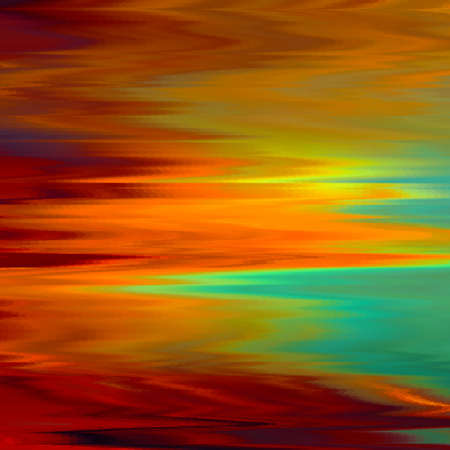 Vector glitch background. Digital image data distortion. Colorful abstract background for your designs.