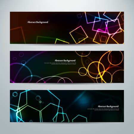 hexahedron: abstract design Illustration