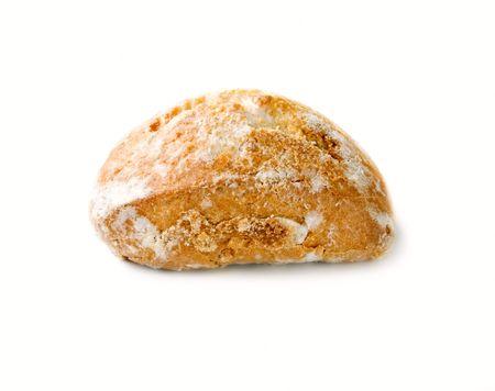 spicecake: Spicecake aislado en el fondo blanco