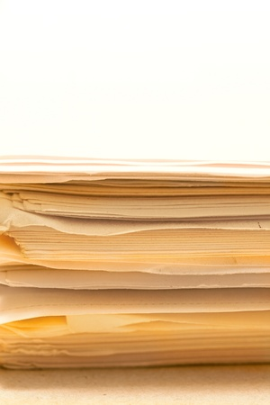 Stack of papers  Stock Photo - 8986652